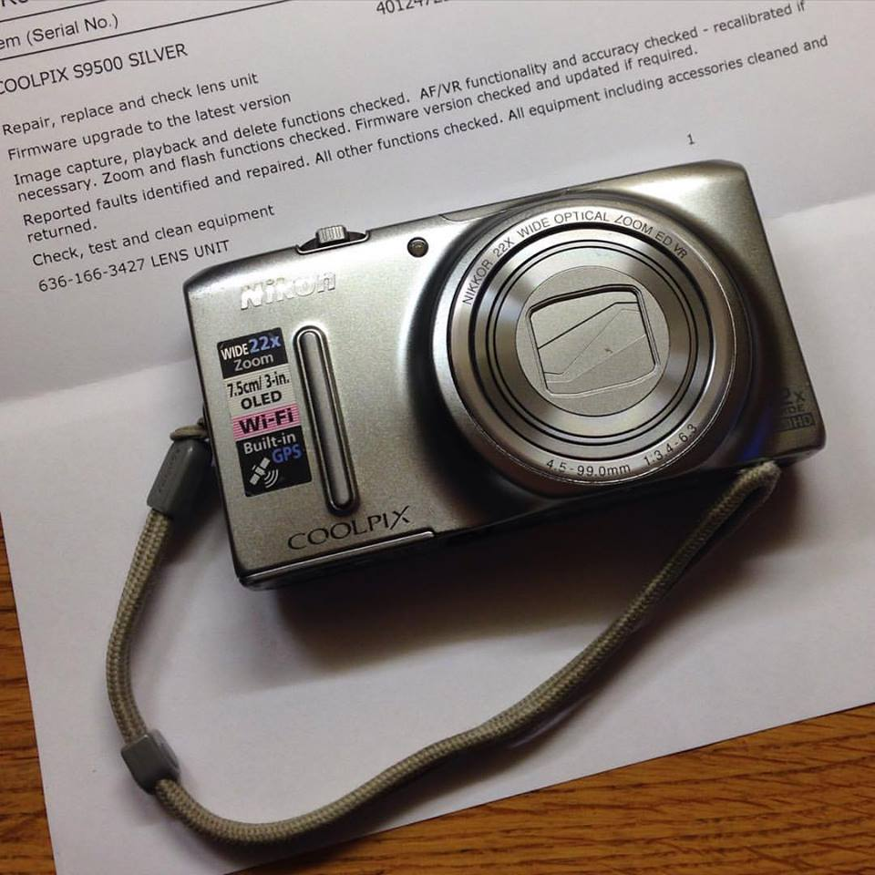 #1HappyYear Day 17: Reunited with my camera and only one week after I nervously sent it off for repair. #100HappyDays — at Southwold, Bicester.