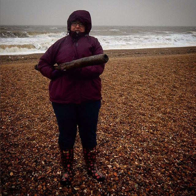 @vnemma gathering driftwood...