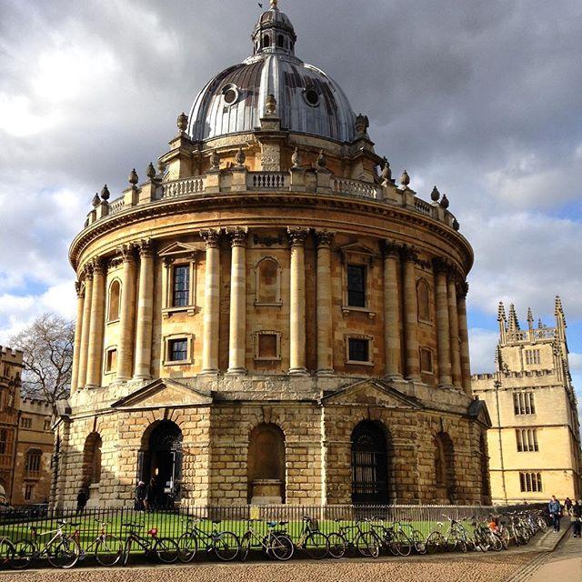 Gotta ❤️ Oxford in the Spring sunshine!  #Oxford #sun #Spring #calmafterthestorm????