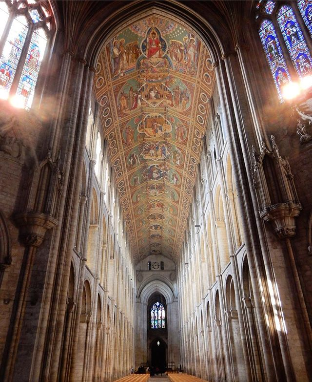 Epic scale! #ely #cathedral