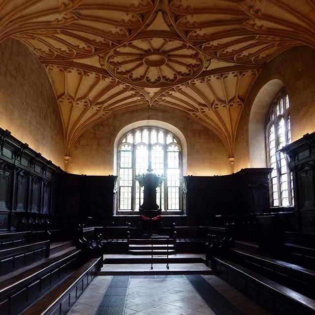 Convocation House #Oxford #ConvocationHouse #BodleianLibrary