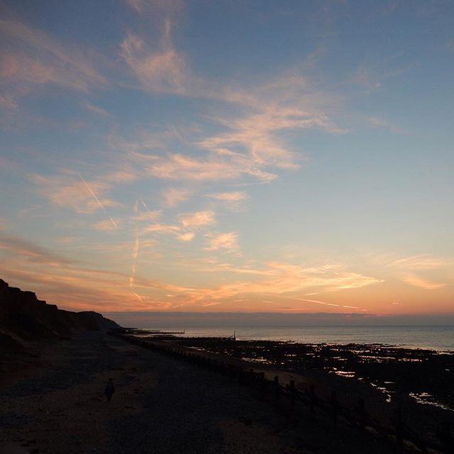 #Sunset???? over my birthday...
