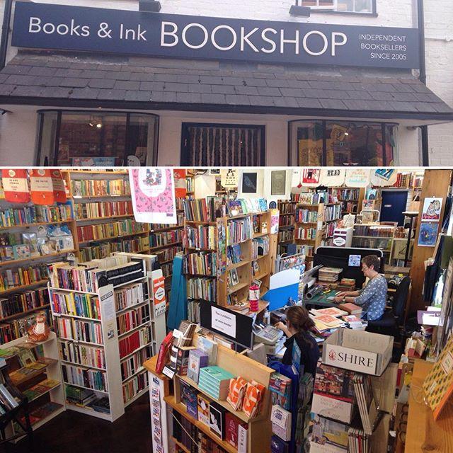 Found my new favourite bookshop... #books???? #new #old #antiquarian @booksandink