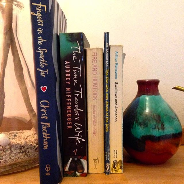 It's #BookLoversDay! Some of my perennial favourites old and new that always inspire...