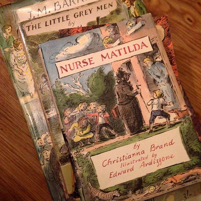 My love of Edward Ardizzone books