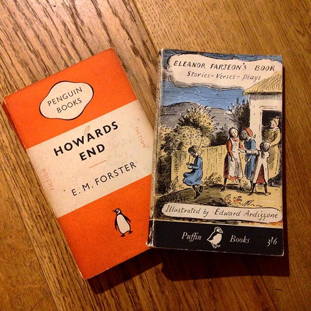 Today's modest book haul and another #EdwardArdizzone to add to my growing collection...