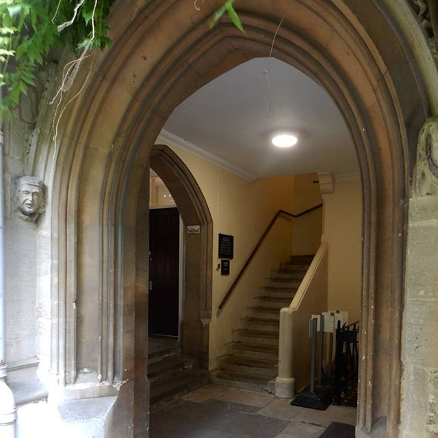College living at Balliol... #OpenDoors