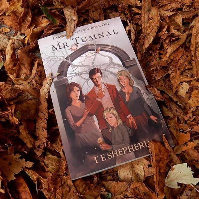 What are reading this #autumn????? In a story that opens as summer ends and then takes you through the year #MrTumnal is the perfect story for the season. Get the link in the bio. . Everyone has an idea of their ideal family. Not everyone's become real. .  #amreading #books #autumnreads