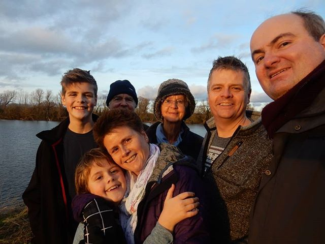 Shepherd Family walk #Christmas🎄