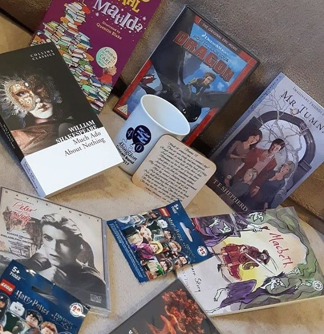 Lots of great raffle prizes to be one at Saturday's #Storytelling concert!  #Repost @abingdonconcertband • • • • • No points for guessing some of the great pieces that will feature in our storytelling #concert this Saturday #30thMarch. However, here is a selection of the fab raffle prizes up for grabs!  Tickets available here: https://www.eventbrite.co.uk/e/storytelling-music-inspired-by-stories-tickets-55865508239  #Oxfordshire #MakingMusic #Abingdon #familyFriendly #MothersDayGift #books