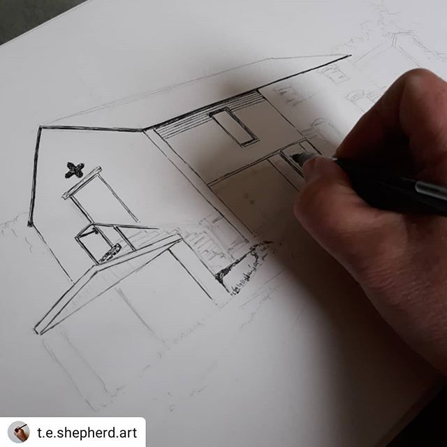 #Repost @t.e.shepherd.art • • • • • Just back from a lovely, relaxing holiday in the Welsh borders staying at the best farm campsite… #shropshirehills #camping #farmlife🚜