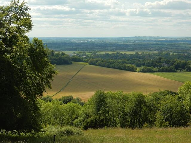 The Vale of Aylesbury #walks #CoombeHill