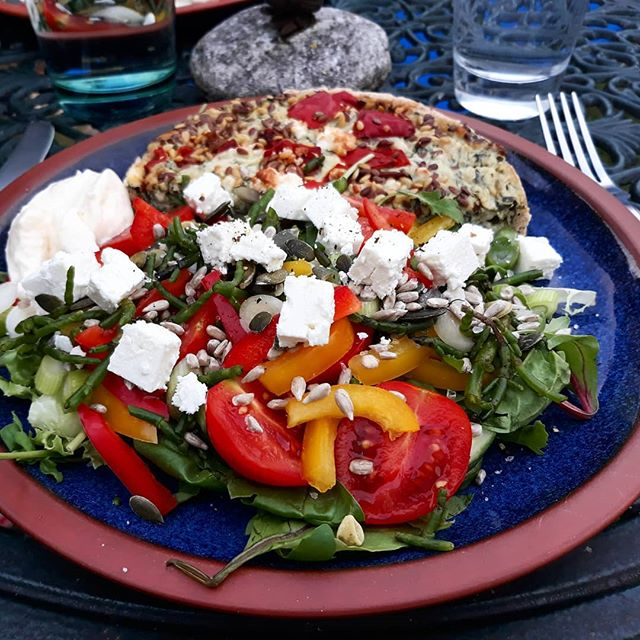 Summer salads for summer days...