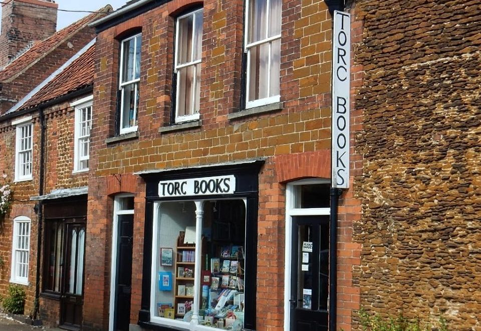 Torc Books, Snettisham, Norfolk