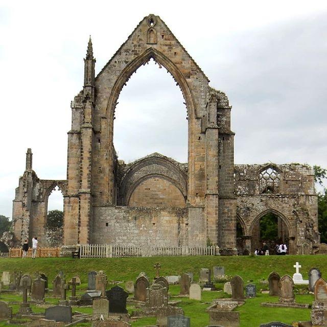 Gothic times at #boultonabbey