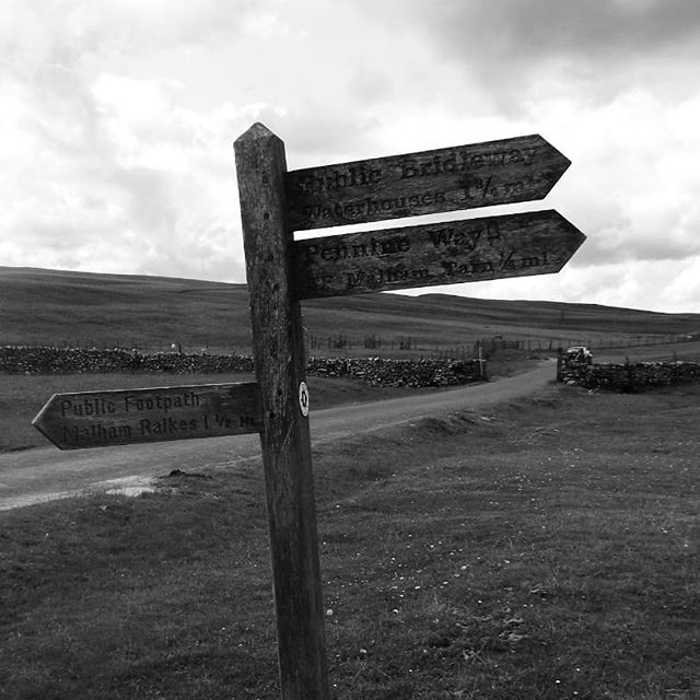 Out and about in the Yorkshire Dales...