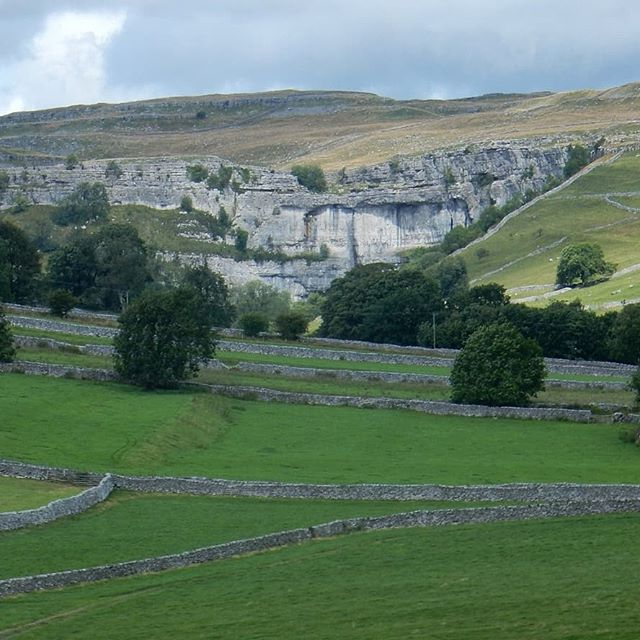 Malham Cove and Yorkshire Dales #limestone #geography