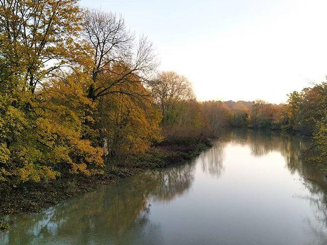 This isn't a lake... #Oxford #floodplain #AngelandGreyhoundMeadow