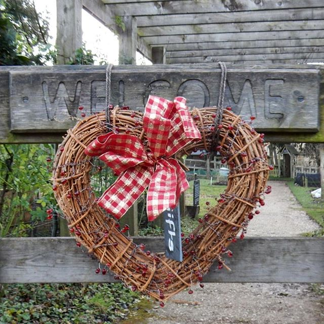 Festive wreaths at @nt_stowe
