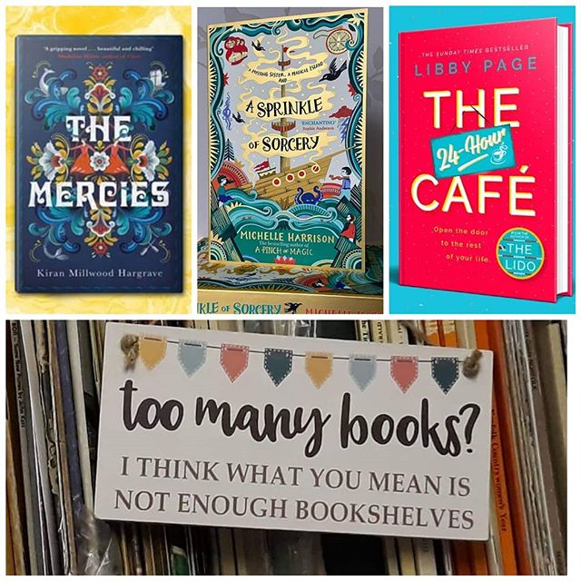 February is going to be good month for books.  So looking forward too these new releases from @kiran_mh, @elvesden, and @libbypagewrites • • •  What #books📚 are you looking forward to #amreading?