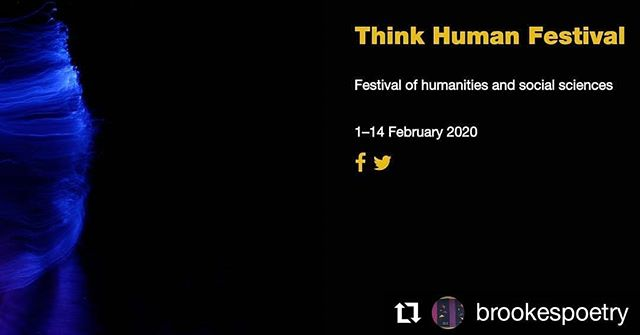 #Repost @brookespoetry • • • • • • As part of the @thinkhumanfest here at @oxfordbrookes next month, there are six terrific (and terrifically free) #poetry events! Here's a list so you know what they are and can attend them all! Don't forget to register asap as spaces are limited – and please do share!  On Sun 2 Feb, join very famous actor Toby Jones & almost-as-famous John Clare supremo Prof Simon Kövesi for an evening of poetry and music celebrating Clare's life and work! https://www.eventbrite.co.uk/e/john-clare-an-anniversary-celebration-with-toby-jones-tickets-75734657399  On Mon 3 Feb, Dr Dan O'Gorman has organized a magnificent panel of speakers, including Momtaza Mehri, to discuss 'Stories of Hatred: how writers fight Islamophobia': https://www.eventbrite.co.uk/e/stories-of-hatred-how-writers-fight-islamophobia-tickets-81243831487  On Tue 4 Feb, experience poet Jay Bernard's stirring augmented reality installation that explores how we can be haunted by our histories and our everyday lives: https://www.eventbrite.co.uk/e/unbody-get-haunted-in-augmented-reality-tickets-80832081933  Also on 4 Feb, join the Poetry Centre, poets Susie Campbell, Jo Young, psychologist Dr Rita Phillips, & war expert Dr Jane Potter as we showcase extraordinary work from our military veterans' poetry workshops! https://www.eventbrite.co.uk/e/the-poet-as-a-soldier-and-veteran-what-does-it-mean-to-be-a-soldier-tickets-81245811409  Then on Thu 6 Feb, join us for 'Constitutions and poetry' – a multilingual poetry reading & discussion about how poets & writers respond to law, nationalism & cultural identity. With Niall O'Gallagher, Llŷr Gwyn Lewis, Stacey Astill, Prof Peter Edge & Dr Catriona Mackie: https://www.eventbrite.co.uk/e/constitutions-and-poetry-how-writers-relate-to-authority-tickets-81225606977  And finally on Mon 10 Feb, our fab colleague Dr @maryjeanchan hosts 'Intersectional Identities: exploring race and culture through poetry', with the fantastic line up of Anthony Anaxagorou, Will Harris & Nisha Ramayya: https://oldfirestation.org.uk/whats-on/intersectional-identities-exploring-race-and-culture-through-poetry/  And did we mention that all these events are free! Come