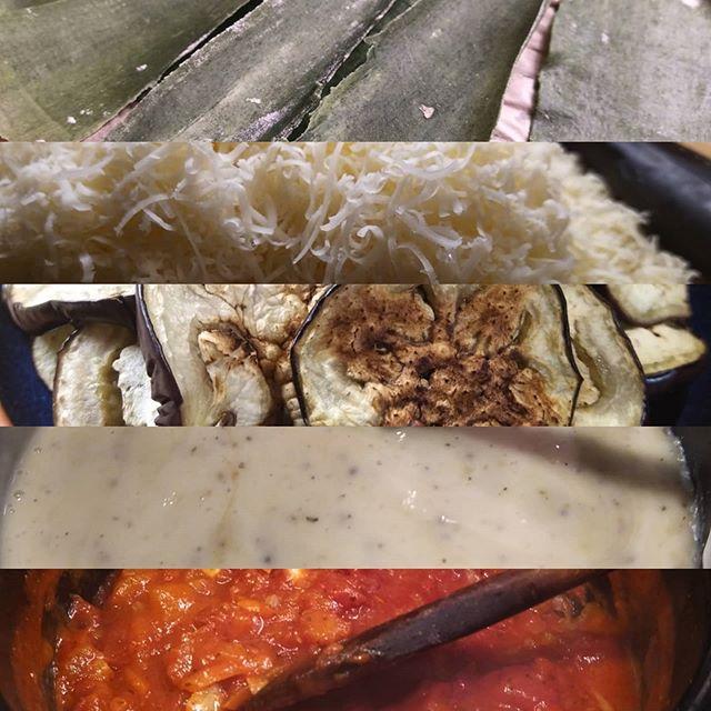 I colori del lasgna sono magnifici… #lasagna #colours
