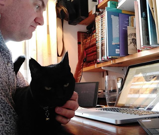 I recruited a new member to the web team. @bellafanella will be taking on web dev tasks from next week, @jennaa0… #WorkingFromHome #WebDesign #UXDesign @oxfordbrookes