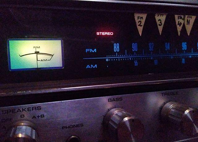 Stereo.  #FridayNight @bbcradio4 #TheNowShow
