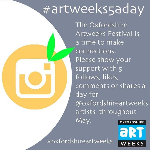 #Repost @t.e.shepherd.art • • • • • • Oxfordshire  Like art? Like the artists… #OxfordshireArtweeks  @oxfordshireartweeks