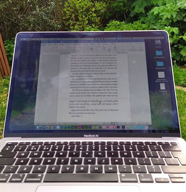 Page 78, and I can feel the story getting to the  end of Michaelmas Term. Nothing like writing a seasonal bookout of season… . #MrTumnal #MrTumnal3 #ForgottenFriends #amwriting