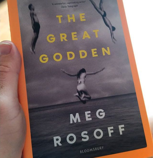 I accidentally bought a book. No really, I know what you're thinking, but this time I really did. I might have enquired about this preorder of a signed copy of #MegRosoff's latest. Then today it arrives with an invoice.  Still, at least I did support a good #indiebookseller… #shoplocsl #loveyourlocal #books #TheGreatGodden #amreading